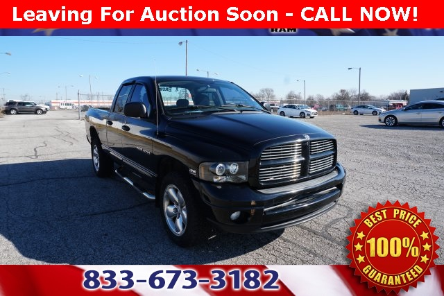 Pre-Owned 2004 Dodge Ram 1500 Big Horn