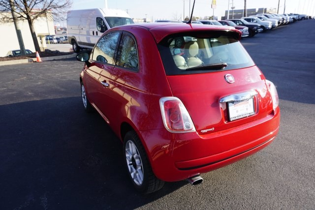 Pre-Owned 2014 FIAT 500 Pop