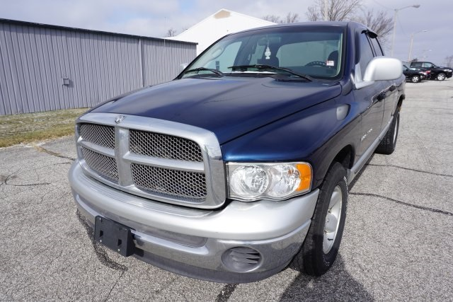 Pre-Owned 2002 Dodge Ram 1500 ST