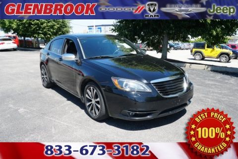 Pre-Owned 2012 Chrysler 200 S