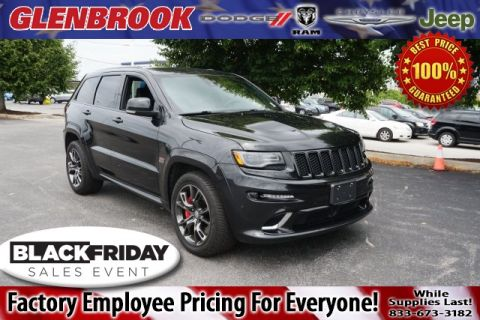 Pre-Owned 2016 Jeep Grand Cherokee SRT