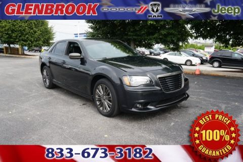 Pre-Owned 2014 Chrysler 300C John Varvatos Luxury